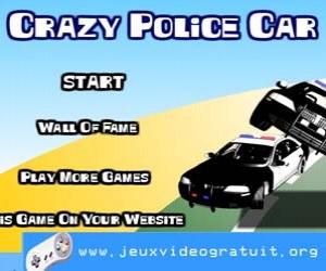 Jeu voiture police